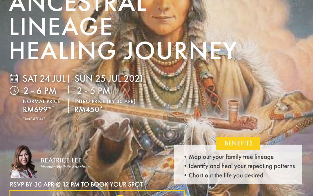 Ancestral Lineage Healing Journey